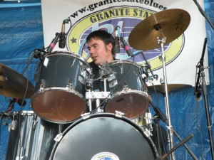 David Glannon's drummer