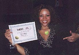 Nicole Nelson TBA award